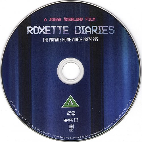 Roxette - Diaries. The Private Home Videos 1987-1995 (2015)
