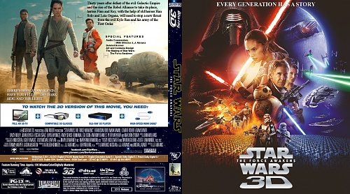 Звёздные войны: Пробуждение силы / Star Wars: Episode VII - The Force Awakens (2015)