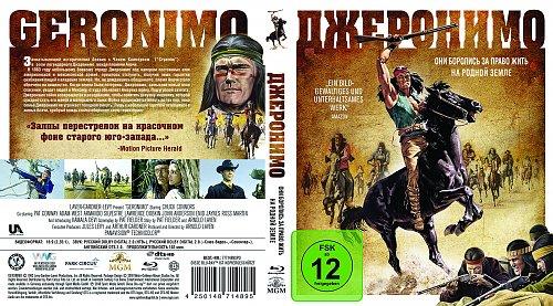 Джеронимо / Geronimo (1962)