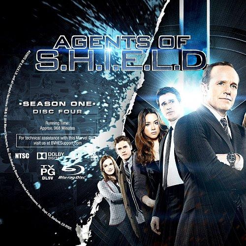 Агенты «Щ.И.Т.» / Agents of S.H.I.E.L.D. (2013 - ...)