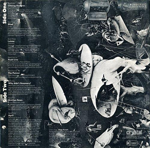 Deep Purple - Deep Purple 1969