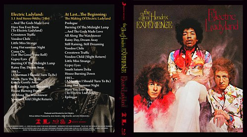Jimi Hendrix Experience, The - Electric Ladyland: 50th Anniversary Edition (2018)