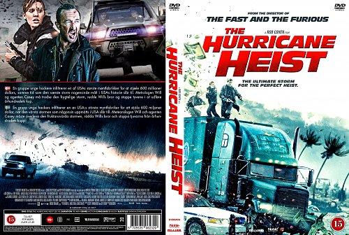 Ограбление в ураган / The Hurricane Heist (2017)