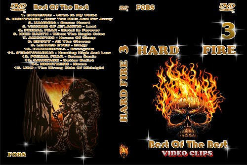 Hard Fire - Best Of The Best Video Clips Vol. 3 (2007)