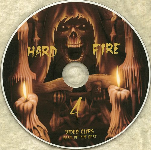 Hard Fire - Best Of The Best Video Clips Vol. 4 (2008)