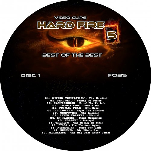 Hard Fire - Best Of The Best Video Clips Vol. 5 (2008)