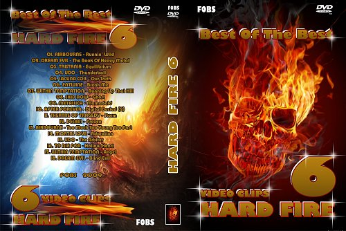 Hard Fire - Best Of The Best Video Clips Vol. 6 (2009)