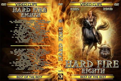 Hard Fire - Best Of The Best Video Clips Vol. 8 (2010)