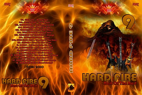 Hard Fire - Best Of The Best Video Clips Vol. 9 (2010)