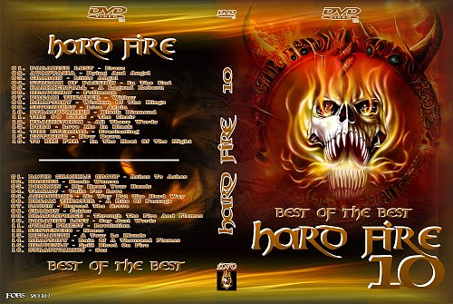 Hard Fire - Best Of The Best Video Clips Vol. 10 (2010)