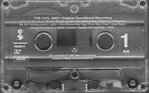 The Civil War - Original Soundtrack Recording (1990) [Elektra Nonesuch - 9 79256-4, US]