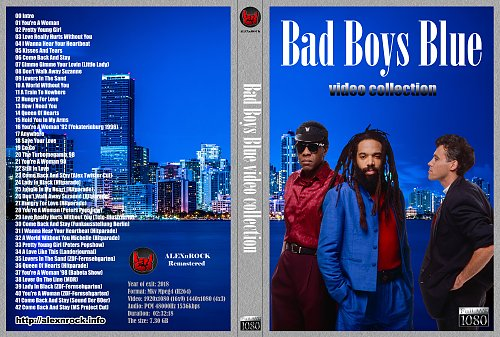 Bad Boys Blue - Video Collection (2018)