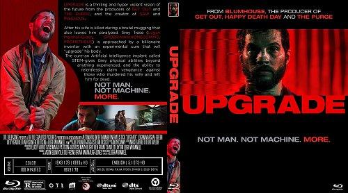 Апгрейд / Upgrade (2018)