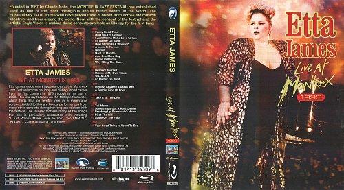 Etta James - Live At Montreux 1993 (2012)