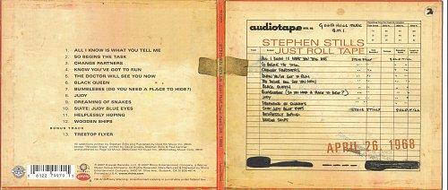 Stephen Stills - Man Alive! (2005)