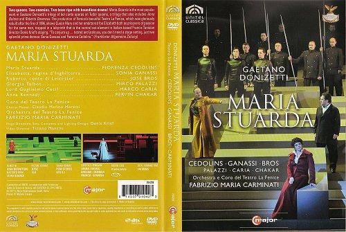 Gaetano Donizetti - Maria Stuarda (2011)