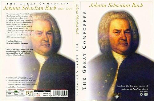 Johann Sebastian Bach - The Great Composers (2010)