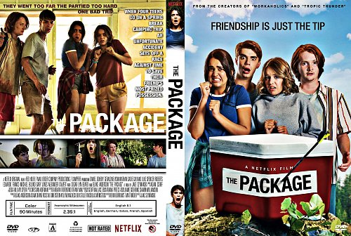 Прибор / The Package (2018)