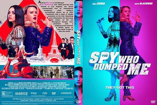 Шпион, который меня кинул / The Spy Who Dumped Me (2018)