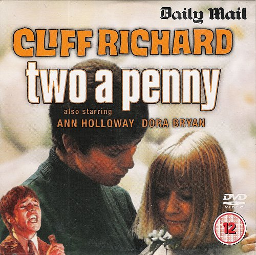 Cliff Richard - Two A Penny (1967) [Daily Mail VFC39480]