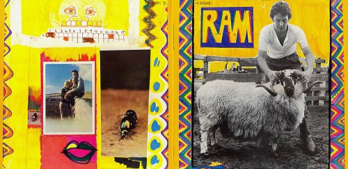 Paul & Linda McCartney - Ram (1971)