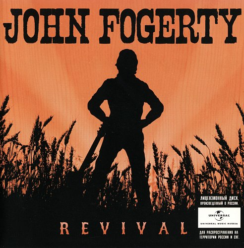 John Fogerty - Revival (2007) [Fantasy 460502601312]