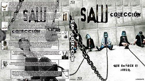 Пила. Сборники / Saw collection (2004 - 2017)