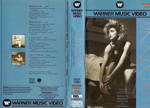 Madonna - Videoclips (1983 - 1984)