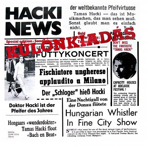 Hacki Тамás – Különkiadás (1983)