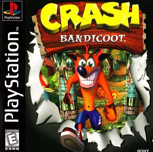 Crash Bandicoot [самоделка]