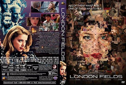 Лондонские поля / London Fields (2018)