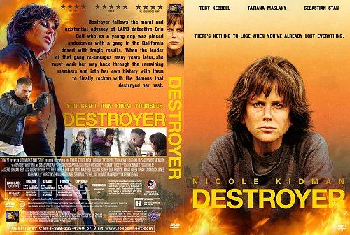 Время возмездия / Destroyer (2018)
