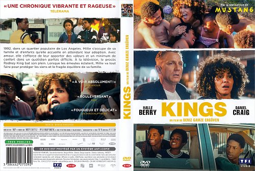 Лос-Анджелес в огне / Kings (2017)