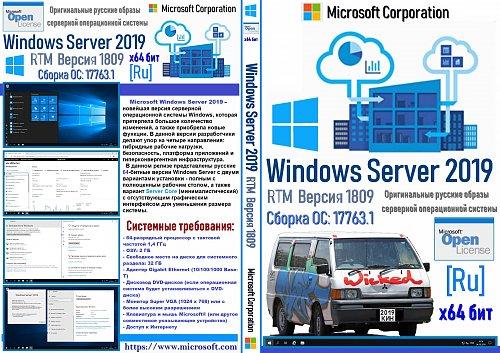 Microsoft Windows Server 2019 / x64