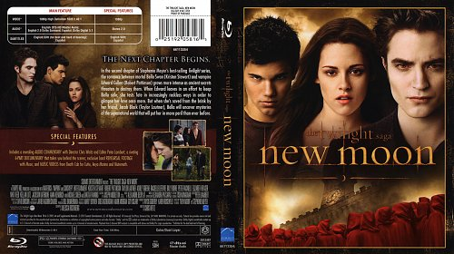 Сумерки. Сага. Новолуние / The Twilight Saga: New Moon (2009)