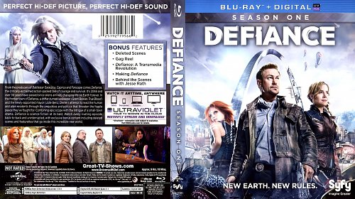 Вызов / Defiance (2013 - 2015)