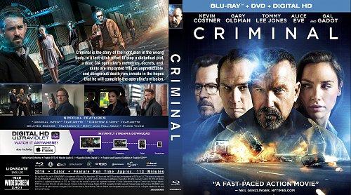 Преступник / Criminal (2016)