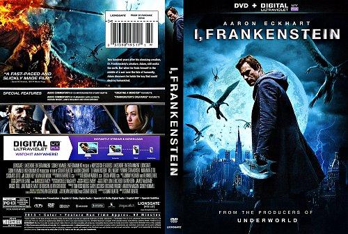 Я, Франкенштейн / I, Frankenstein (2014)