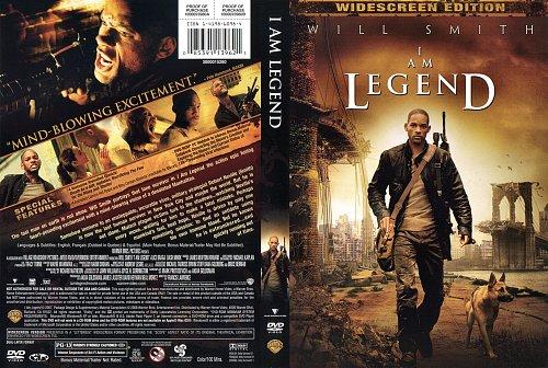 Я – легенда / I Am Legend (2007)