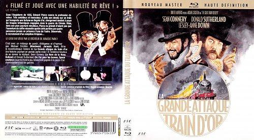 Большое ограбление поезда / The First Great Train Robbery (1978)