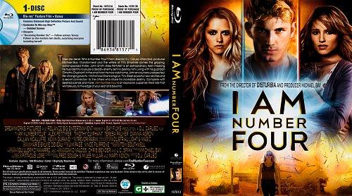 Я - Четвёртый / I Am Number Four (2011)