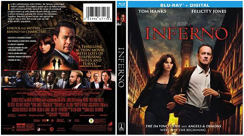 Инферно / Inferno (2016)