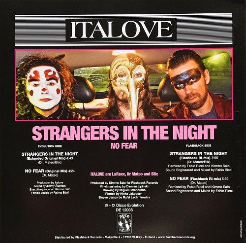 Italove - Strangers In The Night - No Fear (2012)
