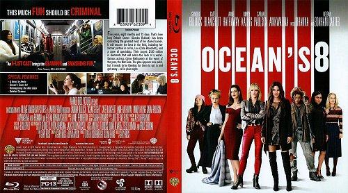 8 подруг Оушена / Восемь подруг Оушена / Ocean's Eight (2018)