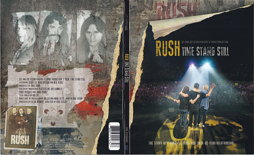 Rush - Time Stand Still (2016)