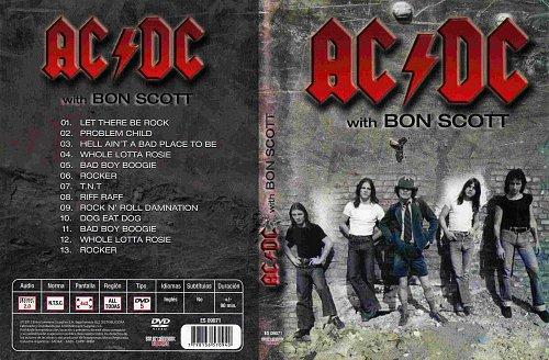 AC DC ''with Bon Scott''