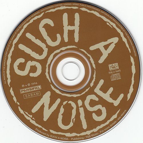 Such A Noise - Time To Jive (1996)