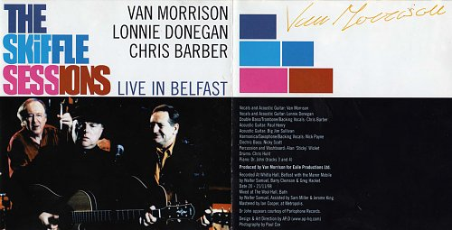 Van Morrison, Lonnie Donegan And Chris Barber - The Skiffle Sessions: Live In Belfast 1998 (2000)