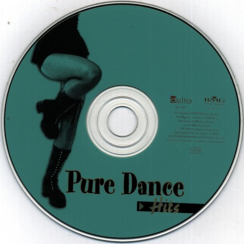 Pure Dance Hits (1999)