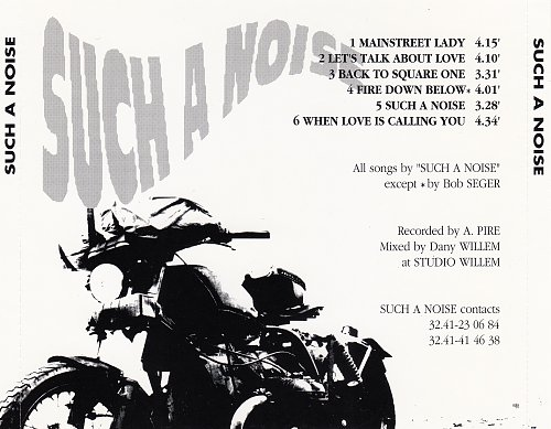 Such A Noise - Such A Noise (1991)